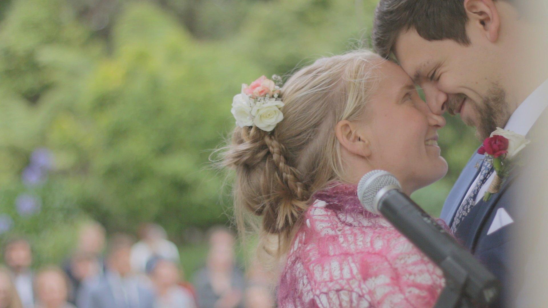 Kieran and Jessie wedding videos Wellington NZ- Soulhaven
